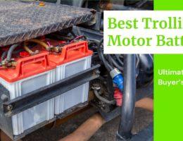 10 Best Trolling Motor Battery 2021 (Ultimate Guide)