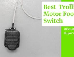 5 Best Trolling Motor Foot Switch (2021)