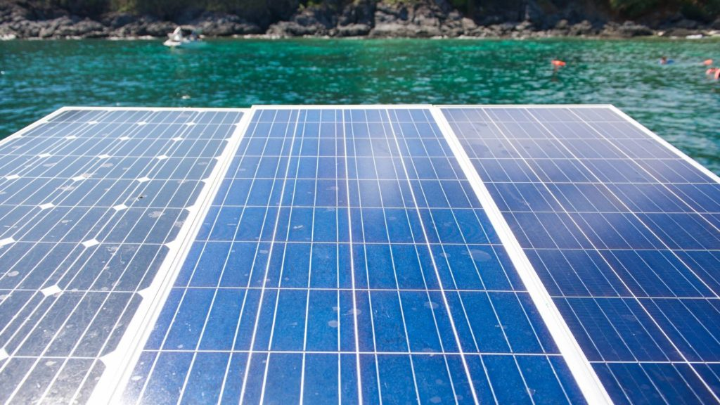 Solar Charger for Trolling Motor Battery