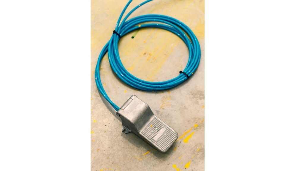 Trolling Motor Foot Switch with wire
